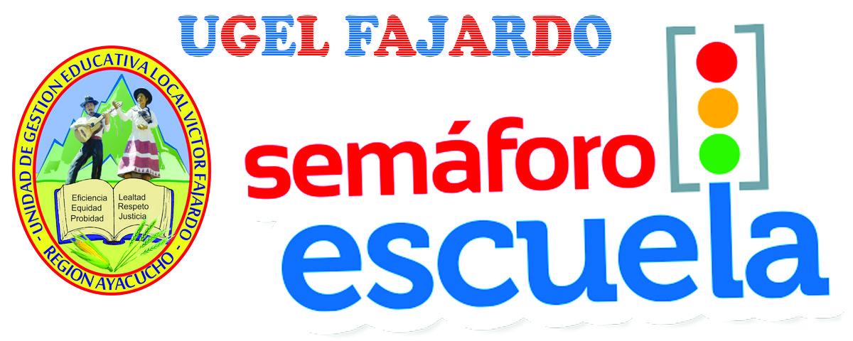 Logo Unidad de Gestión Educativa Local Victor Fajardo